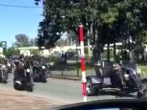 Bikie bashing triggers fear of gang warfare