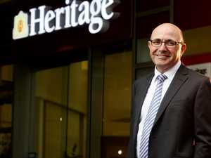 Heritage Bank responds to RBA's historic rate cut