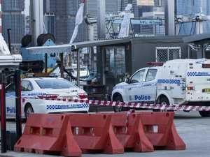 Police raid cruise fleet after toilet death
