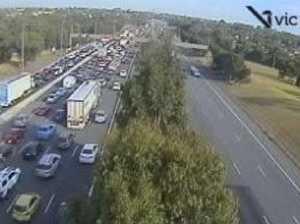 'Lane-splitting' blamed for crash disaster