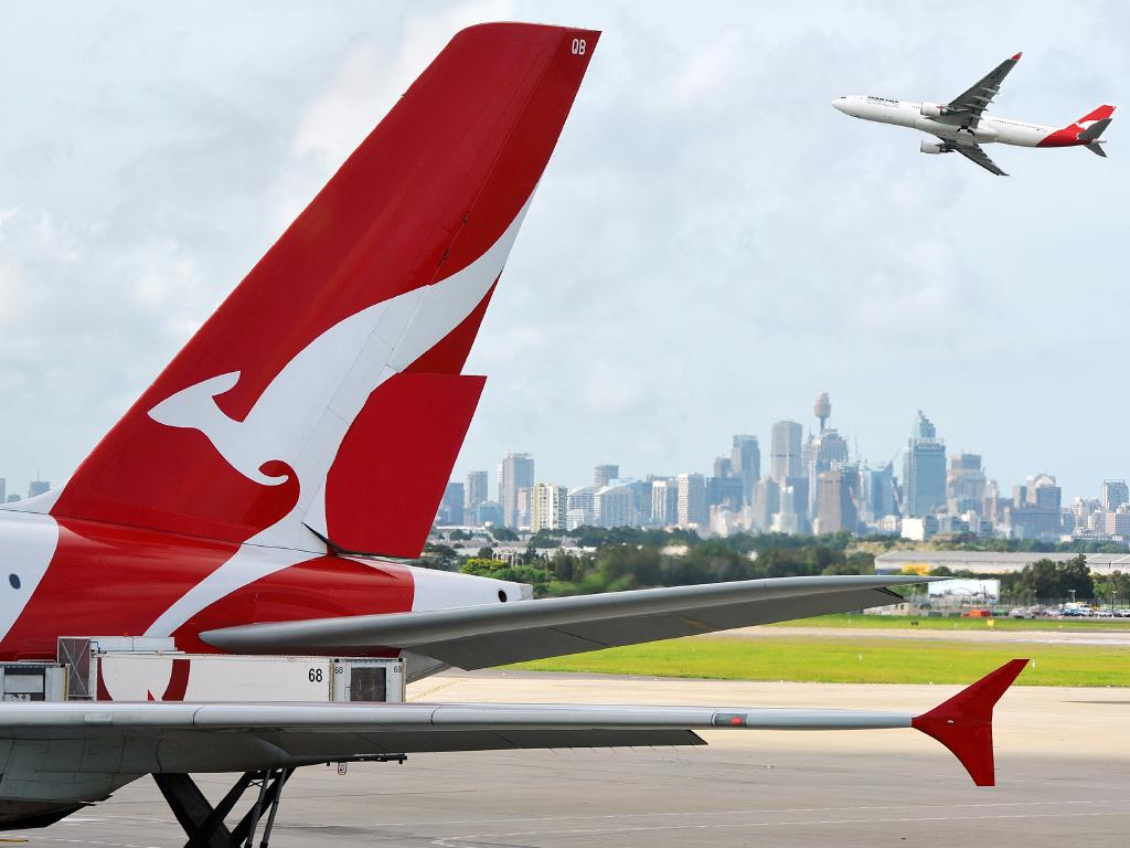 The number of planes allowed to leave and land at Sydney Airport, and when they can do it, is the subject of huge debate. Picture: iStock