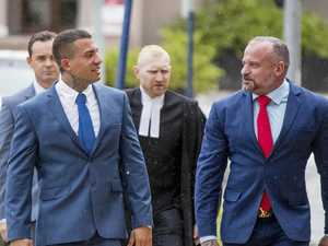 Accused bikie tells mate: 'We just have to get gay married'