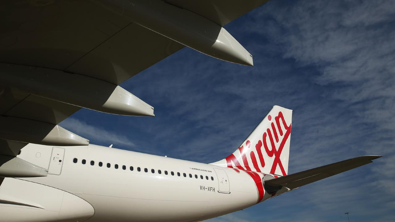 Virgin Australia has announced former Queensland Rail boss Paul Scurrah as its new chief executive. Picture: Brendon Thorne/Bloomberg