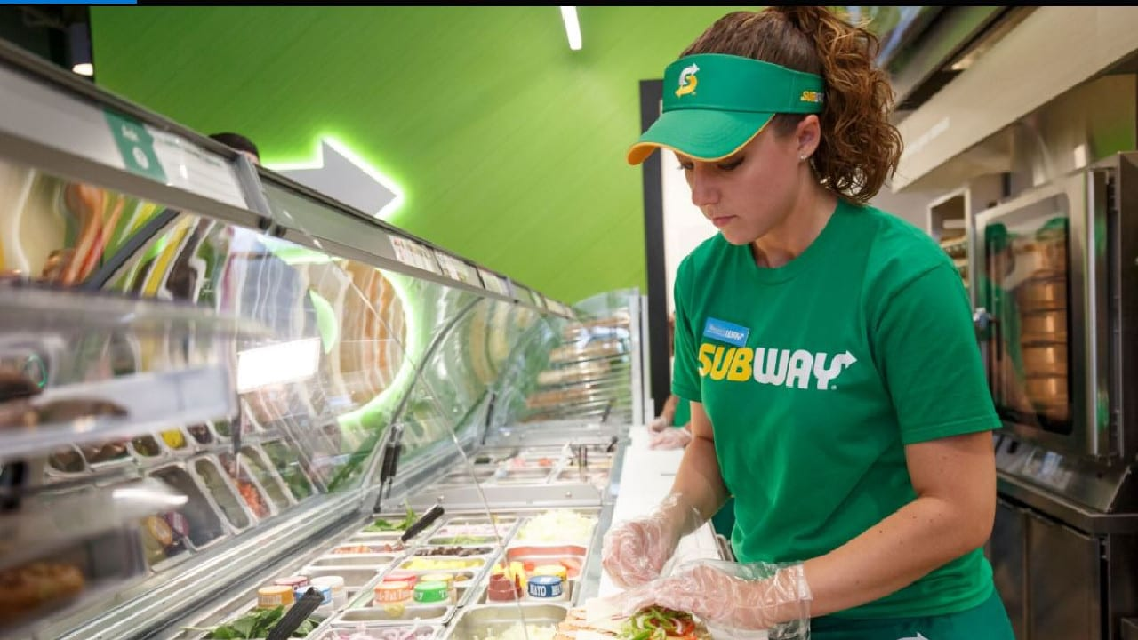 Subway restaurants are now bringing back the cheese. Picture: Supplied