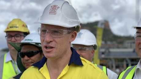 Housing and Public Works Minister Mick de Brenni has defended the state's tough stance on protecting subbies. Picture: Clare Armstrong