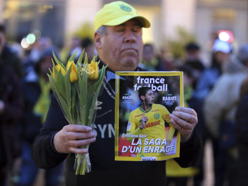 The football community has banded together after Sala's tragedy.