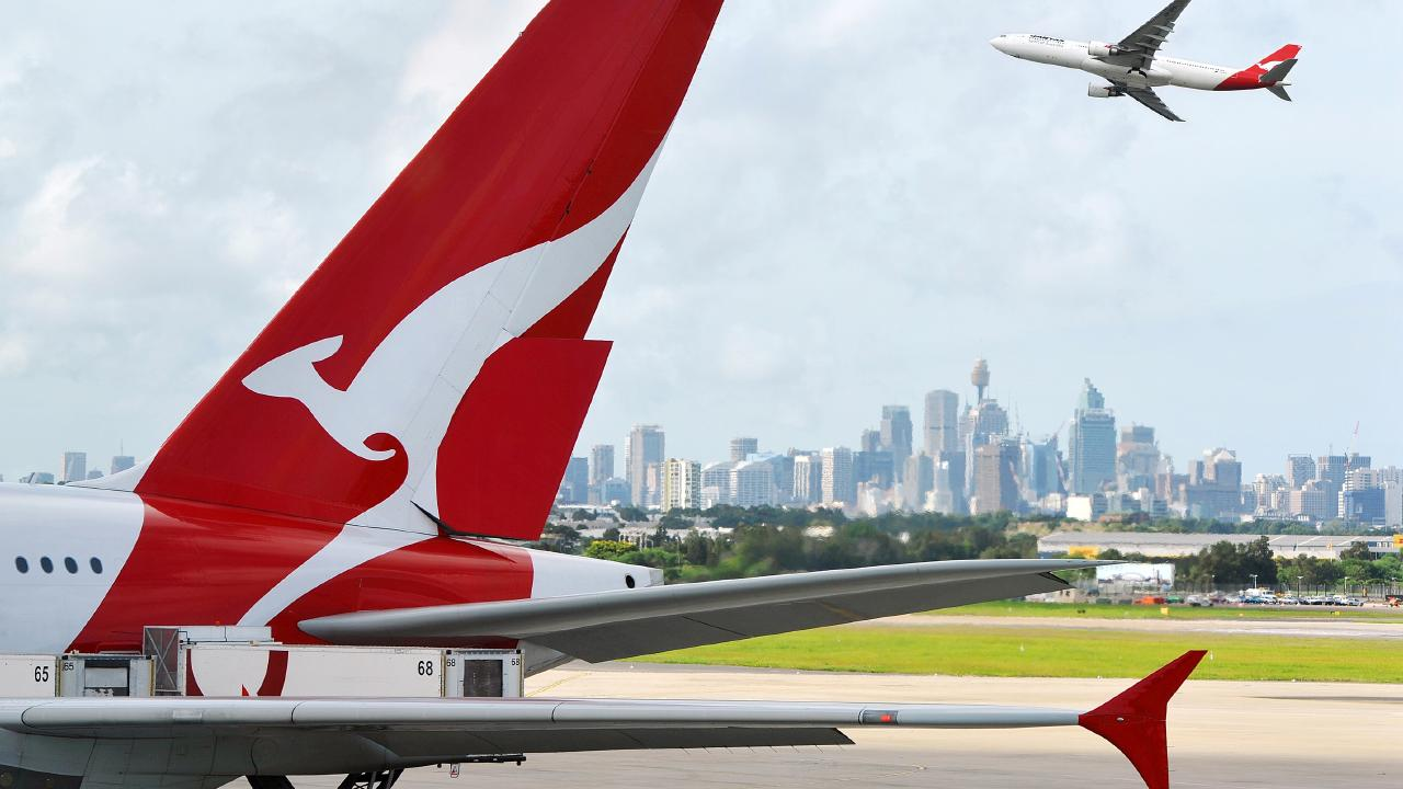 The Productivity Commission has handed down its draft report into the economic regulation of Australia's airports. Picture: iStock