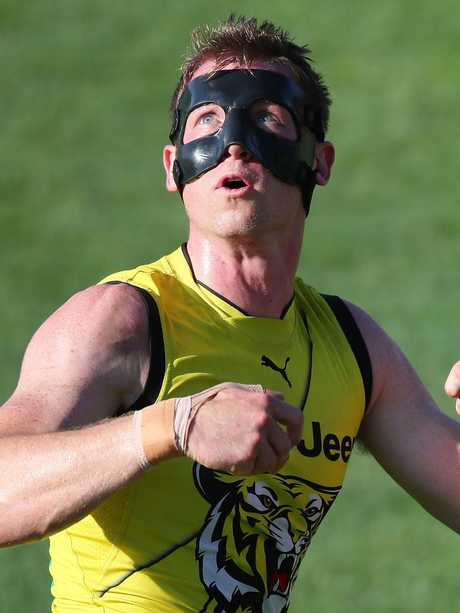Not sure if Batman, The Phantom of the Opera, or Dylan Grimes... Picture: Getty Images