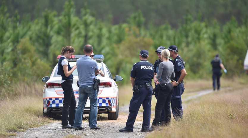 Police investigate a suspected murder-suicide on the Sunshine Coast.