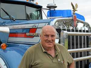 Leo's won truck of the show - twice!
