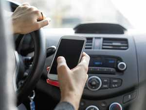 Tougher laws for the drivers with phones
