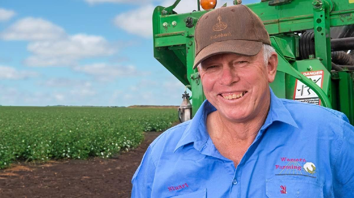 COME ALONG: Queensland Farmers' Federation president Stuart Armitage encourages farmers to attend the climate and weather workshops.
