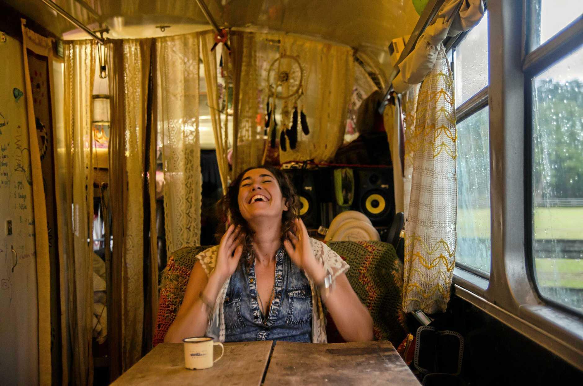 SHOW: Irish-Australian musician Aine Tyrrell is releasing a new album.