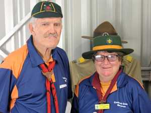 Obituary: Guard of honour for Scout leader
