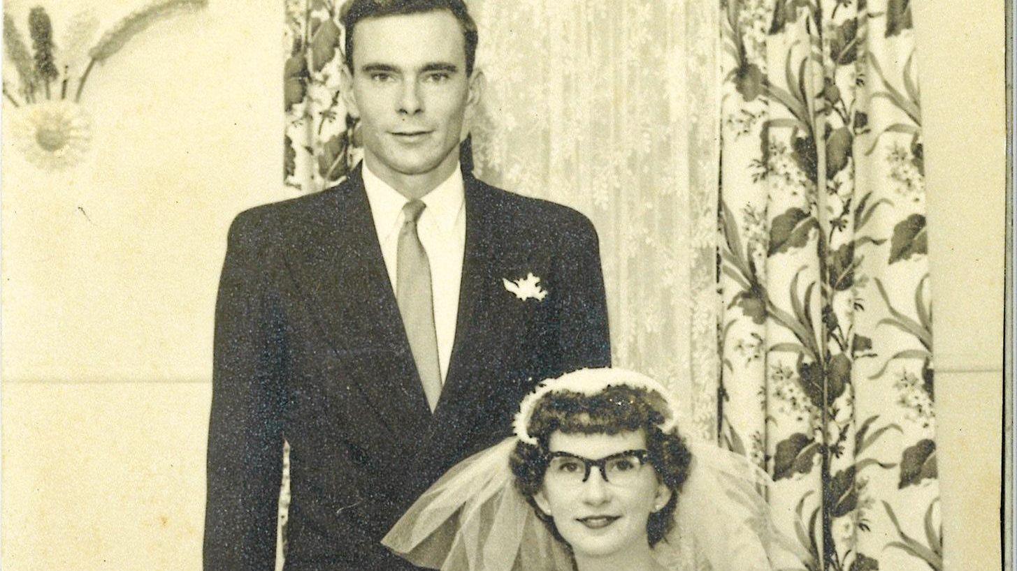 Douglas and Valda Cox will be celebrating their 60th wedding anniversary tomorrow, February 7.