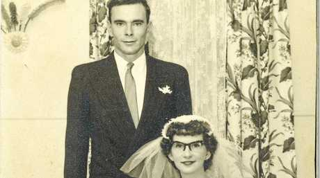 Douglas and Valda Cox are celebrating their 60th wedding anniversary this month.