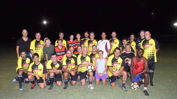 ROAD TRIP: Biloela Valleys Football Club is kicking off pre-season training with a double header at the Gold Coast.