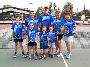 Callide Valley Tennis Reunion