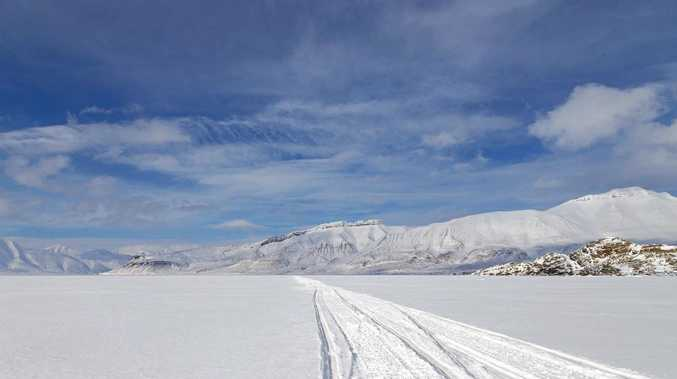 Banana Shire Regional Art Gallery will house Elena Korotkaia's exhibition Svalbard: The Land of Dreams