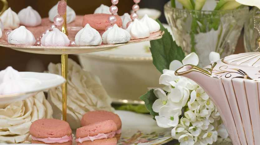 GOOD CAUSE: The Quota high tea helps raise much-needed funds for local organisations.