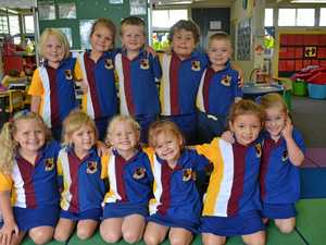 Fresh faces for Mitchell State School