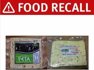 Warning: Contaminated feta demands urgent recall