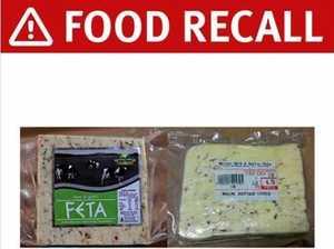 Warning: Contaminated feta demands urgent recall