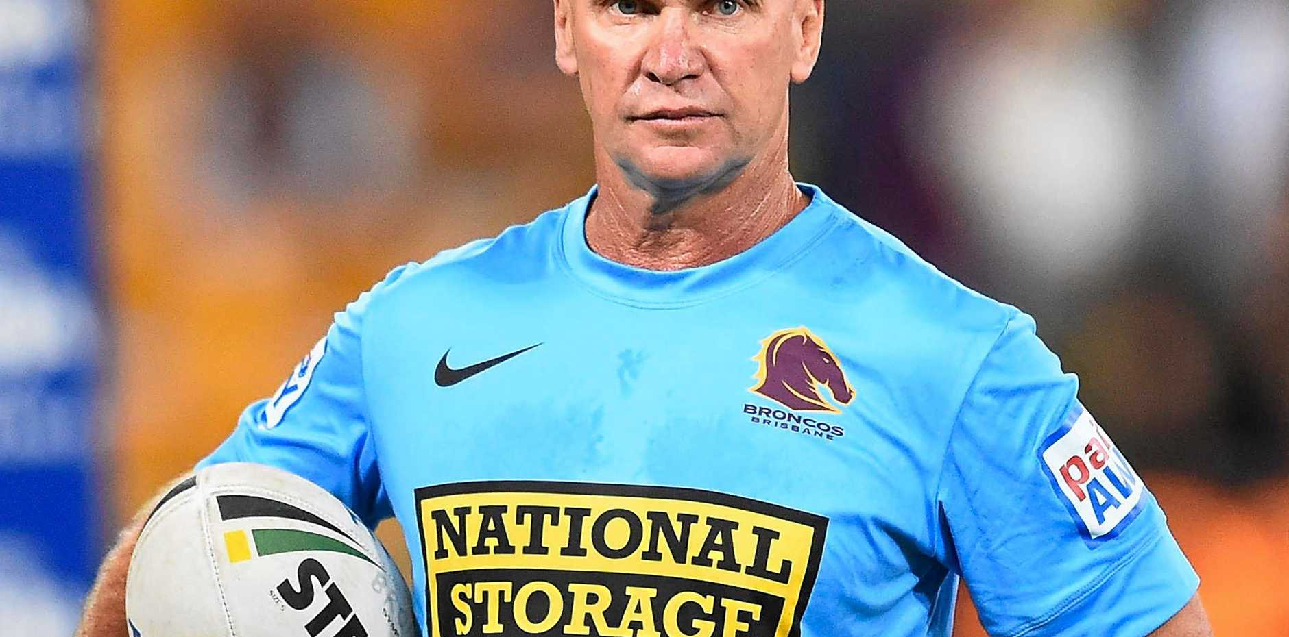 Allan Langer will be a special guest at next Friday's Men Of League charity day at Toowoomba Golf Club.