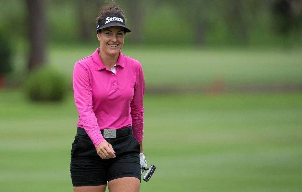 RETURNING: Australian hope Rebecca Artis will return to Bonville for the Australian Ladies Classic.