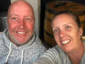 Support for man seriously injured in truck crash continues