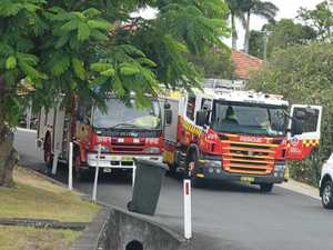 Firefighters called to housefire in kitchen