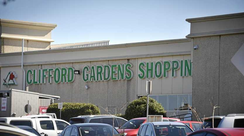 Ed Harry at Clifford Gardens Shopping Centre has started its closing down sale.