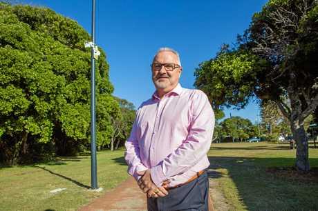 Coffs Harbour City Council general manager Steve McGrath.
