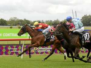 Stayer gets stable lifeline after photo finish