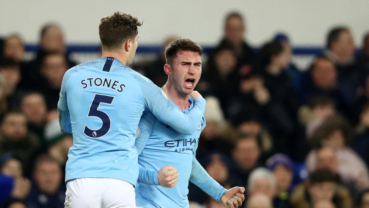Everton FC v  Manchester City - Premier League 1127847678