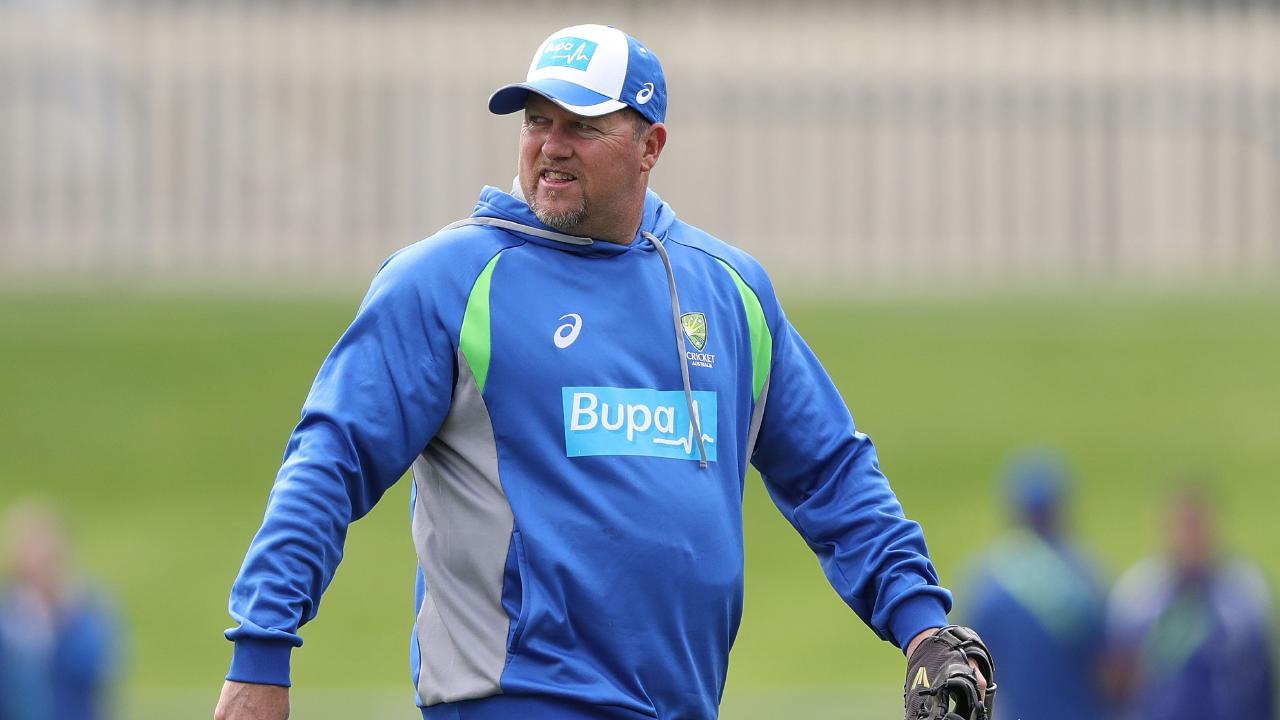 David Saker has quit as Australia's bowling coach. Picture: Getty Images