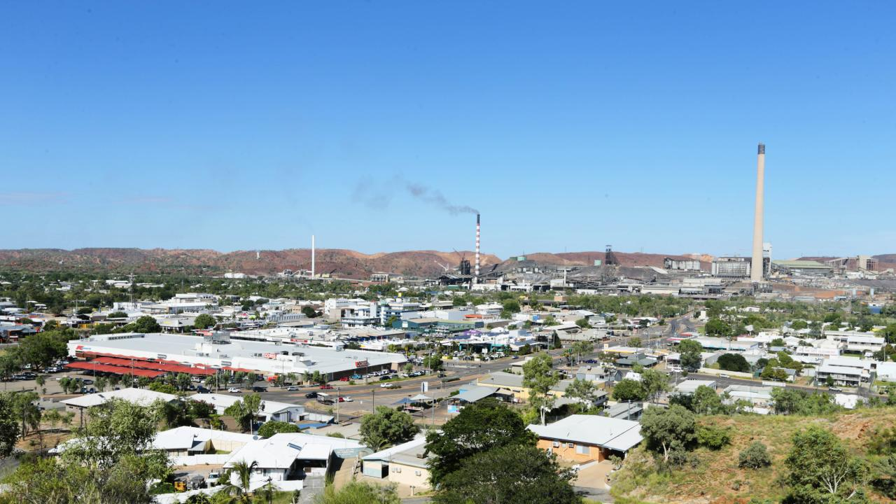 The PSPA was declared in relation to an incident in Mount Isa. Picture: Lachie Millard