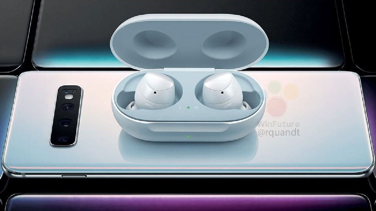 These could be Samsung's answer to the Apple AirPods.