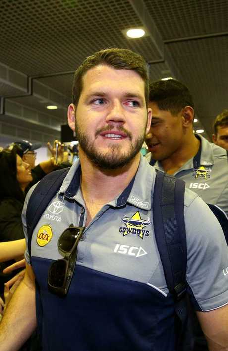 Coote was a part of North Queensland's 2015 premiership side. Picture: Adam Head