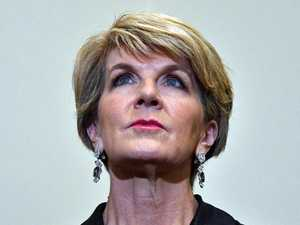 Julie Bishop finally decides on future