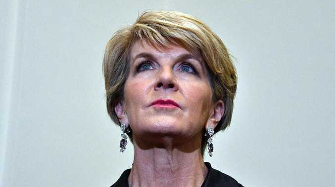Julie Bishop has confirmed she intends to stand in this year's election.