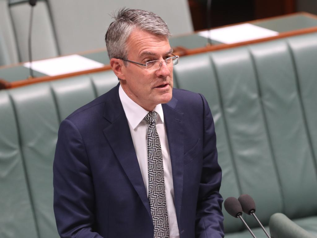 Shadow Attorney-General Mark Dreyfus. Picture: Kym Smith
