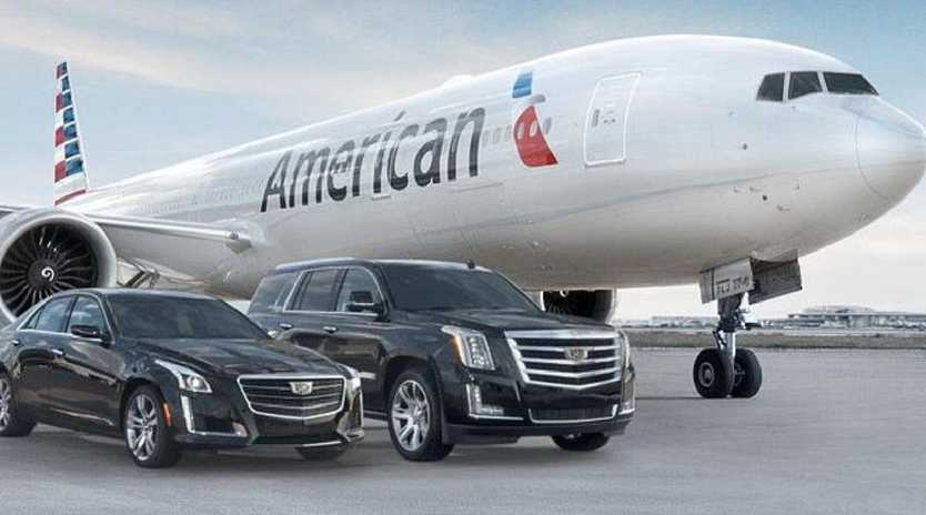 American Airlines is flying our favourite celebs to London for the BAFTAs. Picture: American Airlines