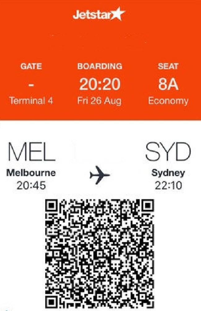 Jetstar has denied any hacking risks for online checkin.