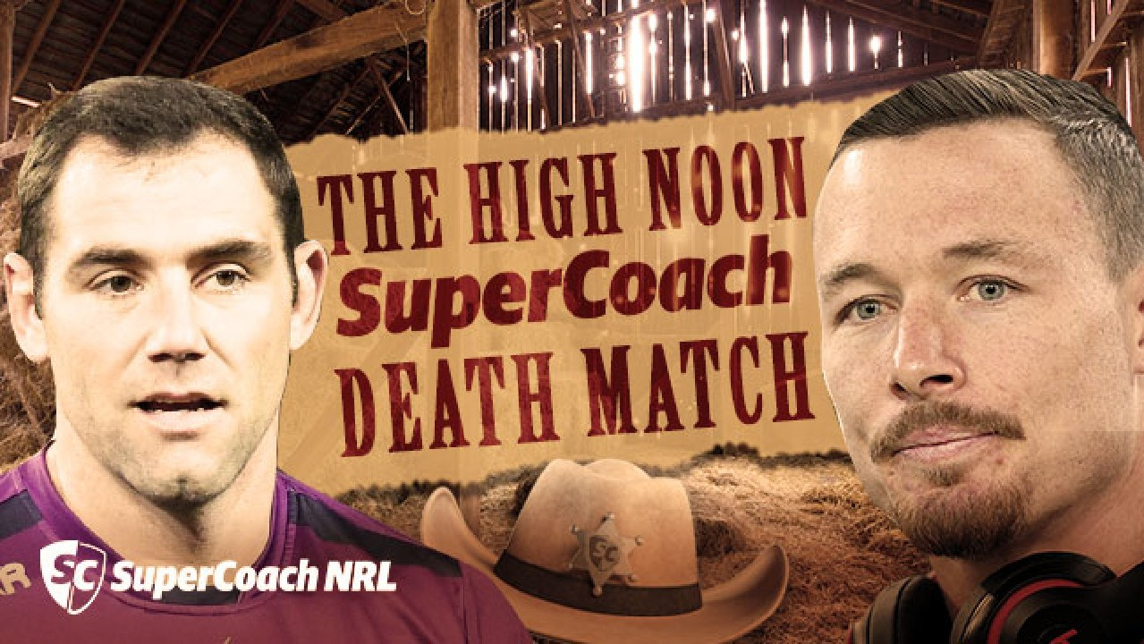 Death Match: Cameron Smith or Damien Cook?