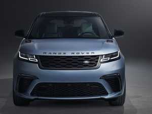 Range Rover's wolf in sheep's clothing with a pumping V8