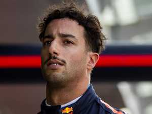 Sad confession in Ricciardo tell-all