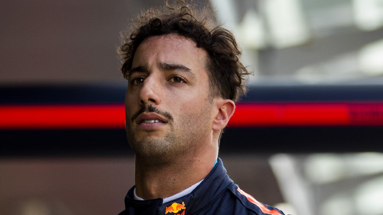 Daniel Ricciardo has opened up on his last season with Red Bull. (Photo by Mark Thompson/Getty Images)