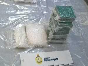 Sydney truckie jailed over seizure of ice worth $199m