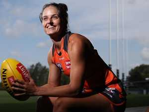 Giants have point to prove in AFLW